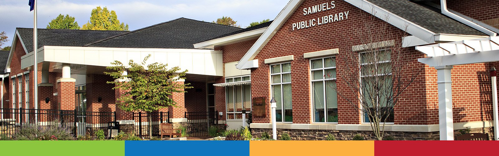 Friends of Samuels Library